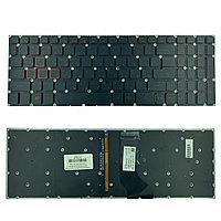 Клавиатура для ноутбука Acer Nitro 5 AN515-43 R18U NH.Q6ZER.00C RU Оригинал с подсветкой New