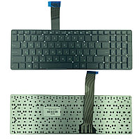 Клавиатура для ноутбука Asus K55, RU, черная