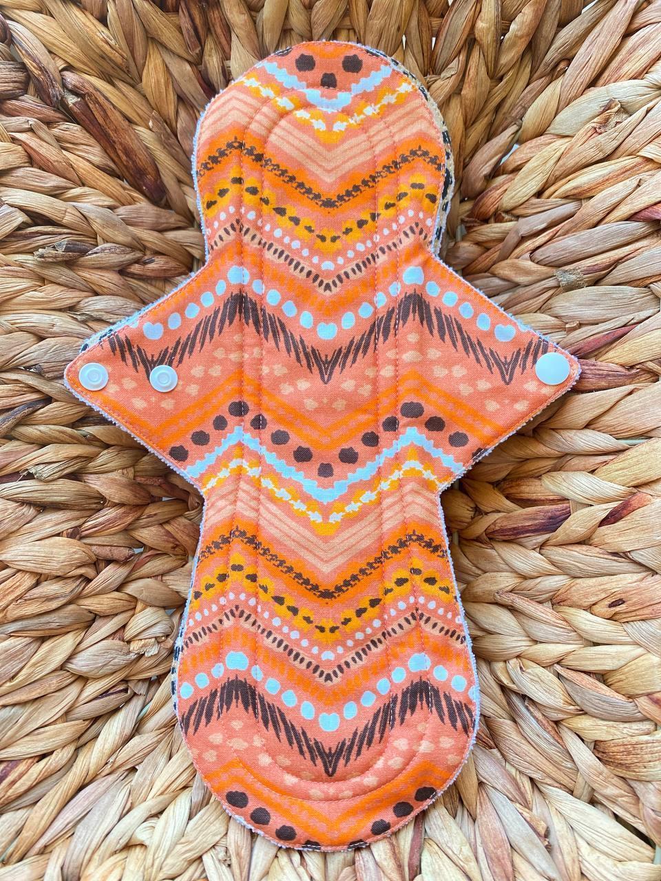Многоразовая ультра прокладка 31,5 см (6-8💧) –  Ecorina
