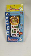 Музыкальная игрушка Умный телефон (на казахском языке)