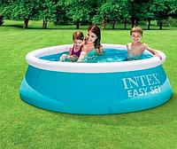 Круглый надувной бассейн Intex Easy Set Pool 183х51 см