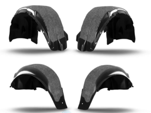 Подкрылок с шумоизоляцией MAZDA CX-5, 03/2015-2017 (задний правый)