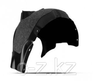 Подкрылок с шумоизоляцией VOLKSWAGEN Polo, 07/2015-2020, седан (передний правый)