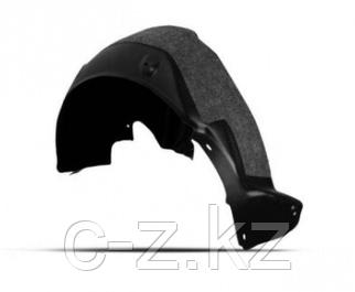 Подкрылок с шумоизоляцией VOLKSWAGEN Polo, 07/2015-2020, седан (задний левый)