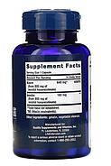 Life Extension, ниацин, не вызывает приливов крови, 640 мг, 100 капсул., фото 2