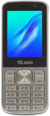 Сотовый телефон Olmio M22 Золотистый