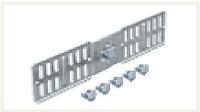 Шарнирный соединитель кабельного листового лотка LKS 60x260 мм