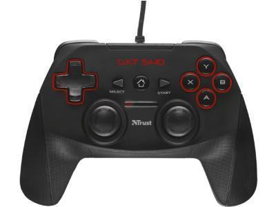 Игровой контроллер Trust GXT 540 Черный