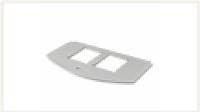 Монтажная пластина MP для лючка GES R2 тип C (сталь)