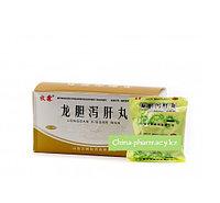 """Пилюли """"Драконья желчь"""" (Longdan Xiegan Wan) для печени, желчегонные"""