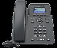 Grandstream GRP2601P, IP телефон, 2 SIP-аккаунта, 2 лини, PoE