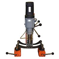 Сверлильно-резьбонарезной станок для труб, на постоянных магнитах MBR-100T