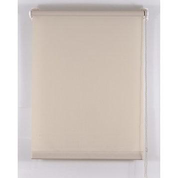Рулонная штора «Комфортиссимо», 160х160 см, цвет серый