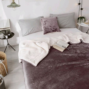 Наволочка декоративная «Жадор», размер 45 × 45 см, лиловый