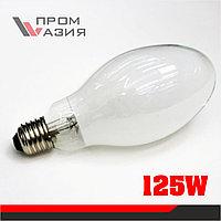 Ртутная лампа ДРЛ 125Вт е27