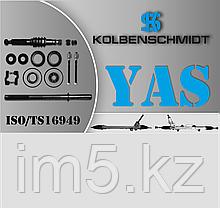 Рулевая рейка VOLKSWAGEN POLO 09-17 электро механический