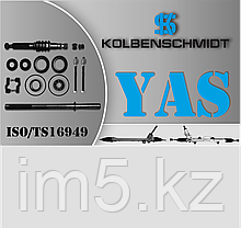 Рулевая рейка TOYOTA COROLLA E150 06-13 USA Arab электро механический D17мм 4 кр