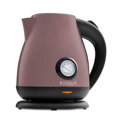 Чайник Kitfort KT-642-4, лиловый