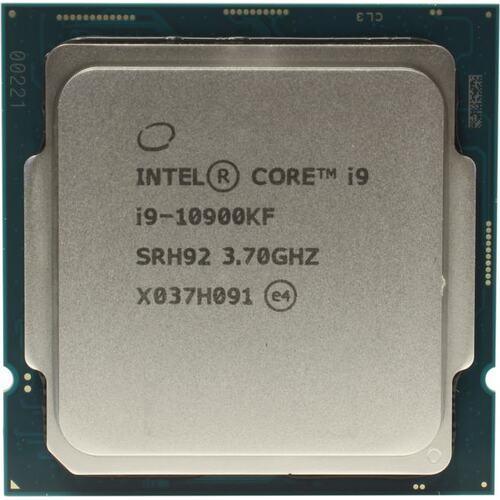 CPU Intel Core i9-10900KF 3,7GHz (5,3GHz) 20Mb 10/20 Comet Lake Intel® 95W FCLGA1200 BOX