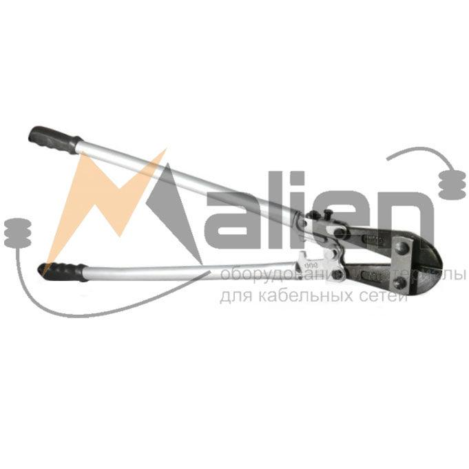 Болторез (арматурорез) механический ручной РБМ-1200 (для резки болтов и арматуры из низколег. стали 18 мм)