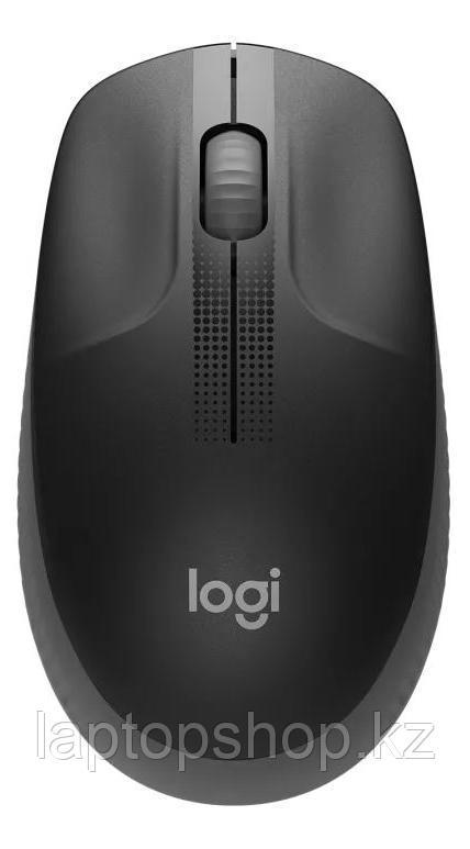 Мышь беспроводная Mouse Logitech M190 Charcoal (910-005905)