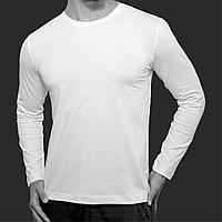Лонгслив, футболка мужская с длинным рукавом