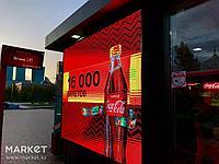 Реклама на автобусных остановках в Астане, фото 1