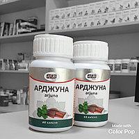 Арджуна (оздоровление сердечно-сосудистой системы) Ayur Plus 60 капс.