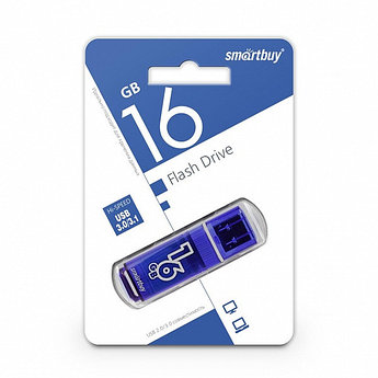 USB 3.0 накопитель Smartbuy 16GB Glossy series
