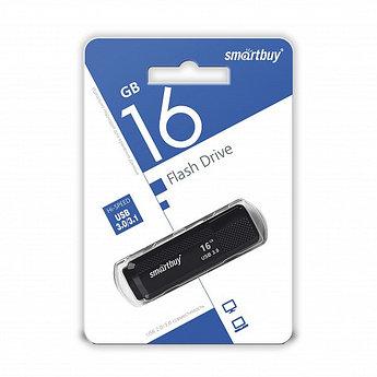 USB 3.0 накопитель Smartbuy 16GB Dock Black