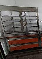 Прилавок холодильный закрытого типа ПОЗТ-1,12