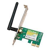 Сетевой адаптер беспроводной PCIe 150M Tp-Link TL-WN781ND