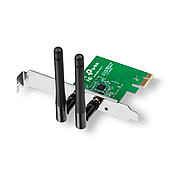 Сетевой адаптер беспроводной PCIe 300M Tp-Link TL-WN881ND