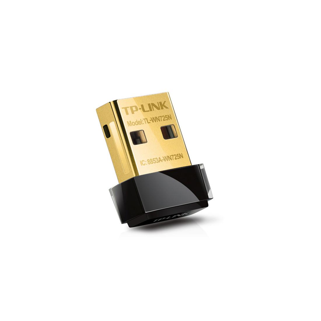 Сетевой адаптер беспроводной USB 150M Tp-Link TL-WN725N
