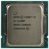 Intel 1200 Core i5-11400F oem/tray