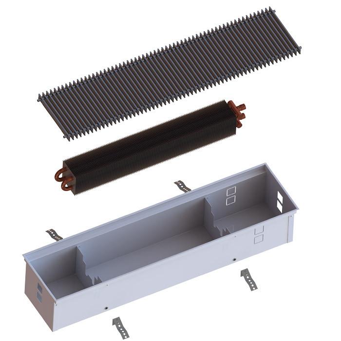 Внутрипольный конвектор ITERMIC ITTZ 250-75- 1 000