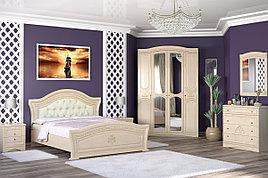 Комплект мебели для спальни Милано, Береза, MEBEL SERVICE(Украина)