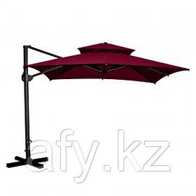 Зонт Бордовый 3*3