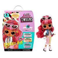 Кукла L.O.L. Surprise! Tweens Fashion Doll Cherry BB 15 сюрпризов