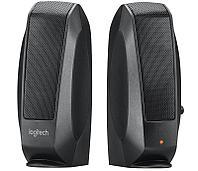 Динамик Колонки Logitech S-120 Speakers Black (980-000010), фото 1