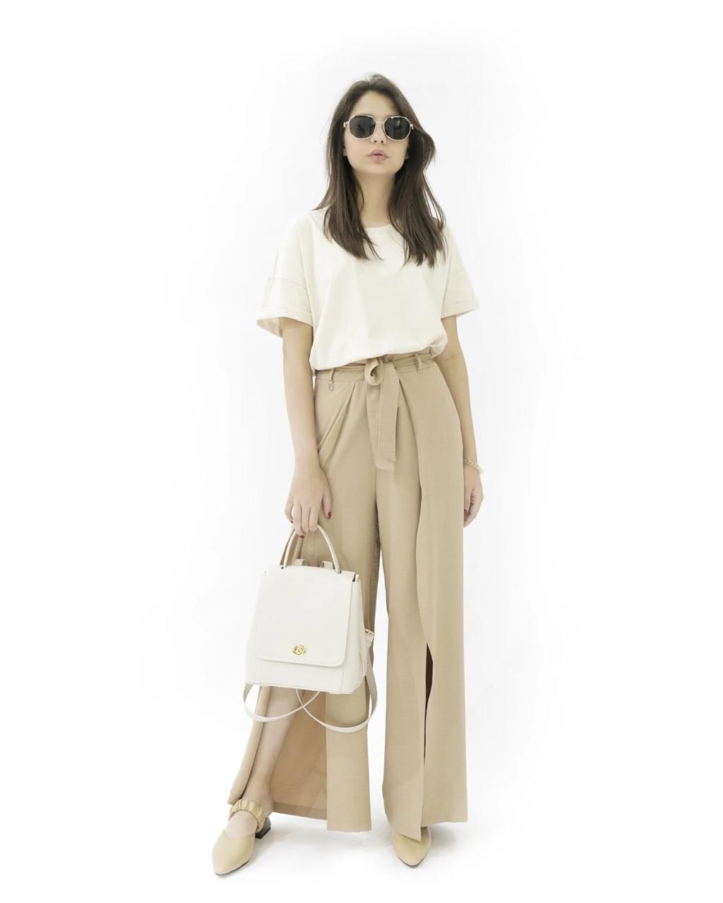 Образ с характером (женские брюки Hanym)