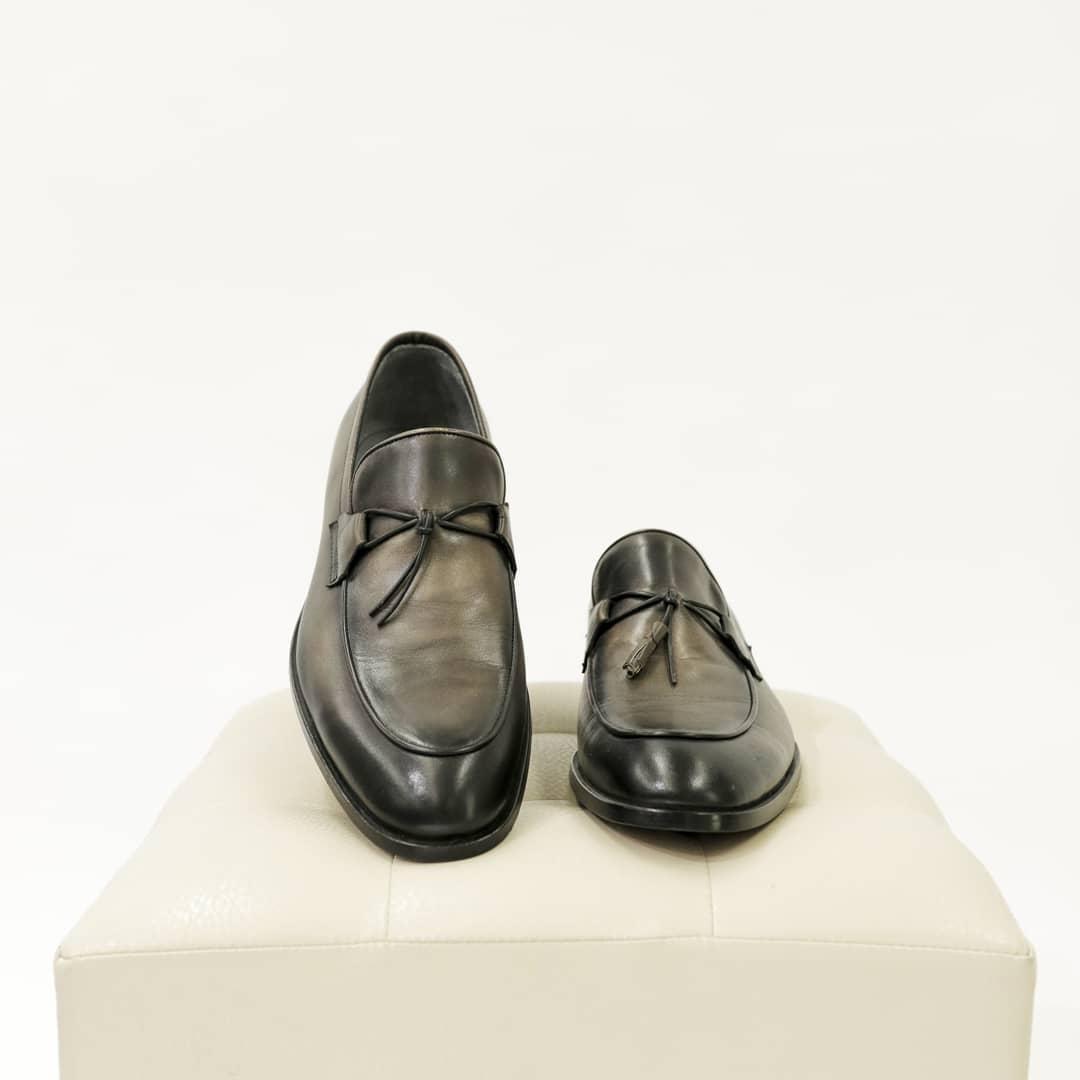 Классическая мужская обувь (кожаная обувь)
