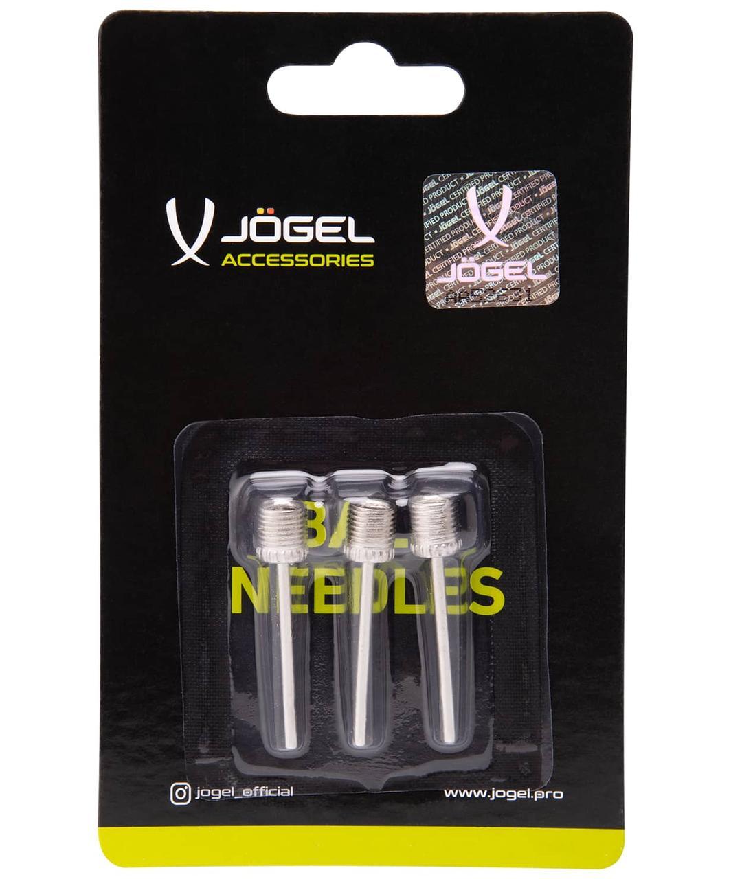 Комплект игл для насоса Jögel JA-120, 3 шт. Jögel