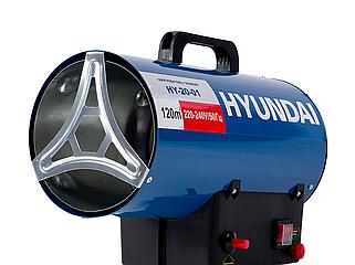 Тепловая пушка газовая