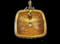 Раковина из дерева, модель КАЛИПСО (CALYPSO)