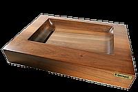 Деревянные раковины, модель: ПРИЧАЛ (PIER)