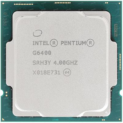Процессор Intel Pentium Gold G6400