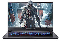 Игровой ноутбук Dream Machines RG3060-17XX01 17,3** 120Hz, i7-10750H-NO RAM-NO SSD-RTX3060 6GB