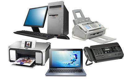 Компьютерная, офисная и цифровая техника.