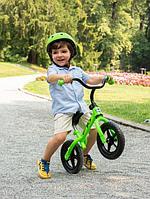 Chicco: Беговел Balance bike Green Rocket зеленый 3 г+